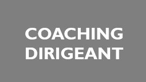 Coaching dirigeant